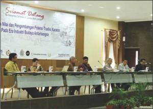 "Javanologi UNS Helat Seminar Internasional ""Javanese Royal Lifestyle"""